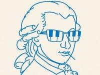 Mozart in my hands, Illu: penthouseperfection