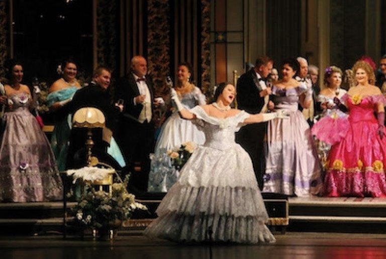 La traviata Pocket Opera 2019