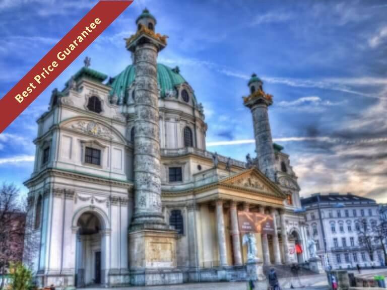Mozart Requiem / Vivaldis Jahreszeiten in der Karlskirche
