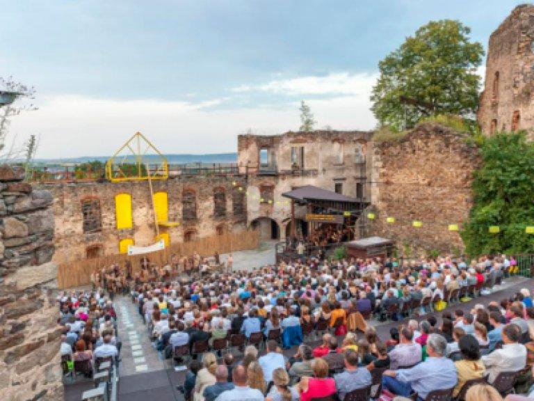 Oper Burg Gars 2018