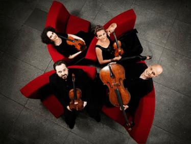 Artemis Quartett © Nikolaj Lund
