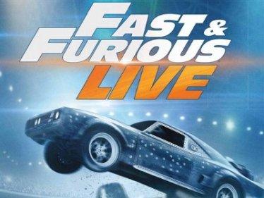 Fast Furious Live Spielplan Programm Tickets Kaufen