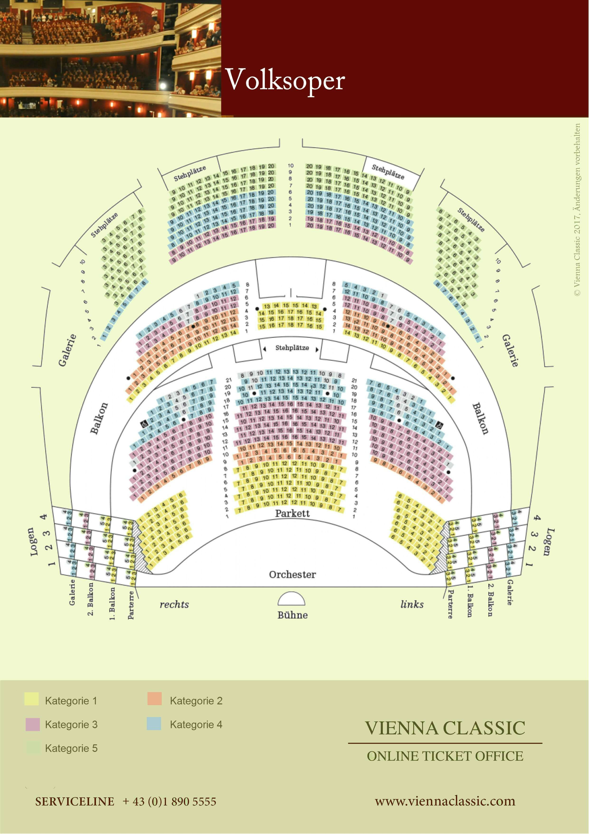 Sitzplan