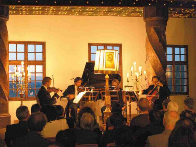 Best of Mozart Fortress Concerts