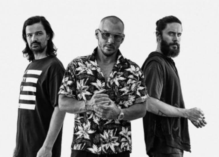 30 Seconds To Mars are back... Credit: Press