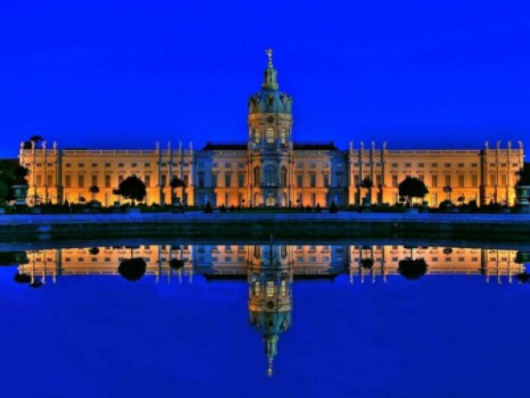 Schloss Charlottenburg & Große Orangerie