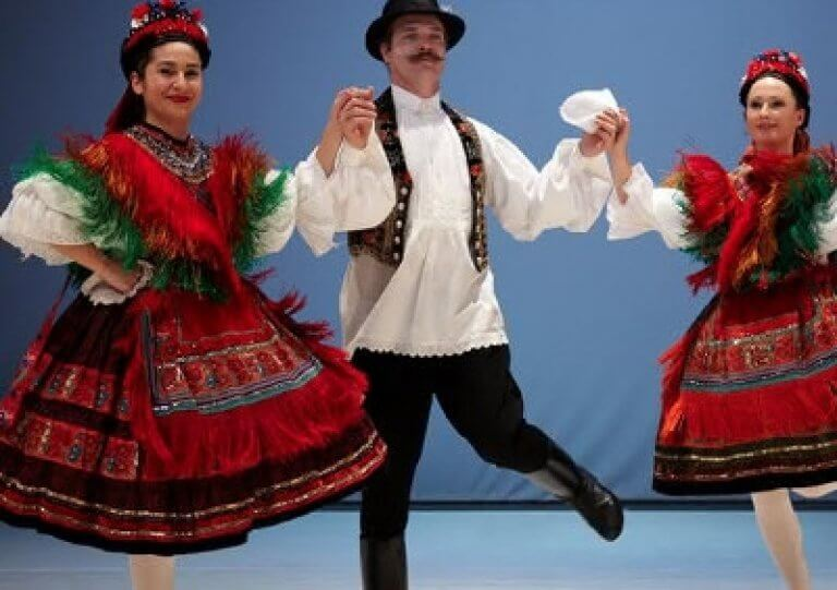 Hungarian Folk Ensemble with Dinner & Cruise