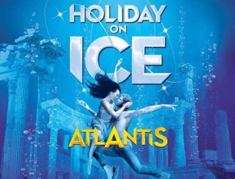 Holiday on Ice ATLANTIS - © Holiday on Ice (Ausschnitt)