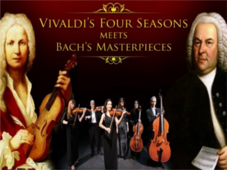 Vivaldi's Four Seasons beets Bach cantatas for solo voice