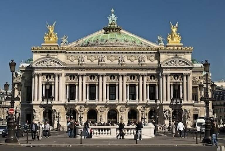 The Paris Opera