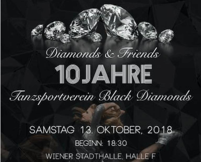 Diamonds and Friends - 10 JahDiamonds & Friends