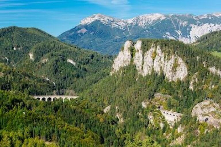 Semmering tour with cable car ride