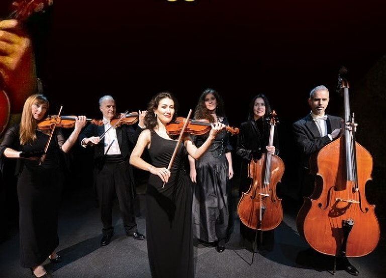 Vivaldi's Four Seasons meet Bach's masterpieces in Rome