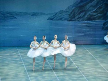 (c) St. Petersburg Festival Ballets Ovation Events