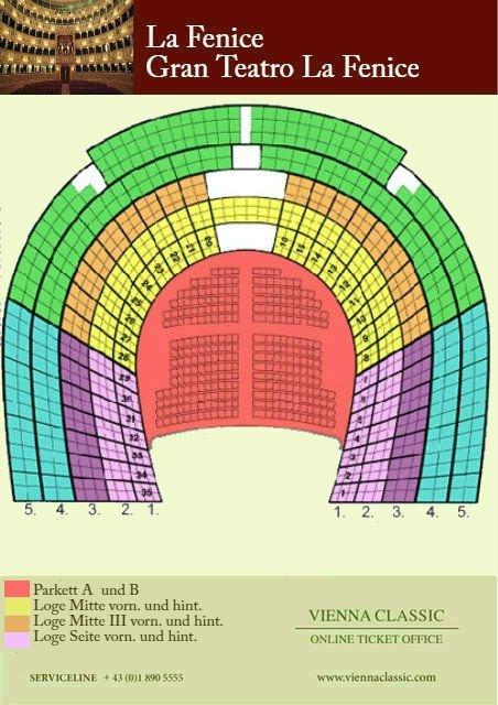 Seating plan