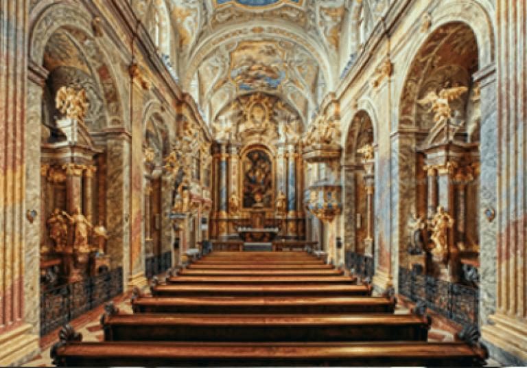 Klassische Konzerte | St. Anna Kirche