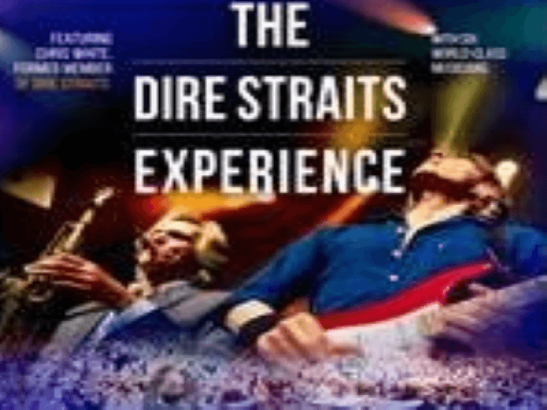 © Dire Straits Experience, Brnokoncert-CZ