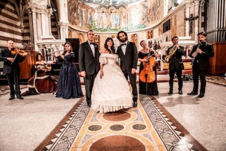 I Virtuosi dell'opera di Roma: Enchanting opera Arias