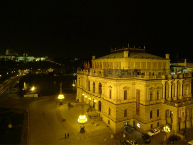 Rudolfinum - Dvorák Hall