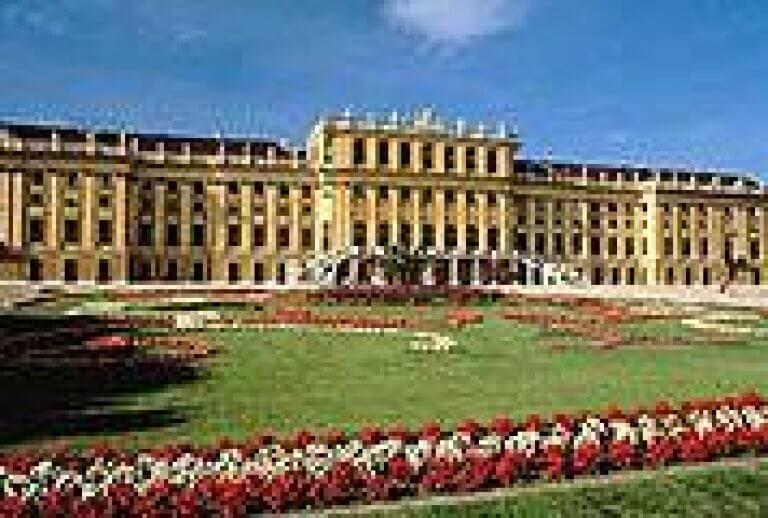 City Tour & Schönbrunn Palace