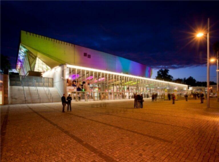 Halle D der Wiener Stadthalle © Eva Kelety