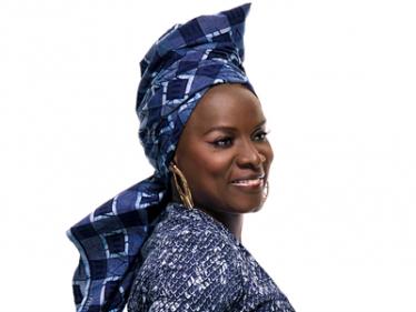 Angélique Kidjo © Gilles Marie Zimmermann (Ausschnitt)