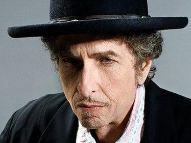 Bob Dylan - © William Claxton (Ausschnitt)
