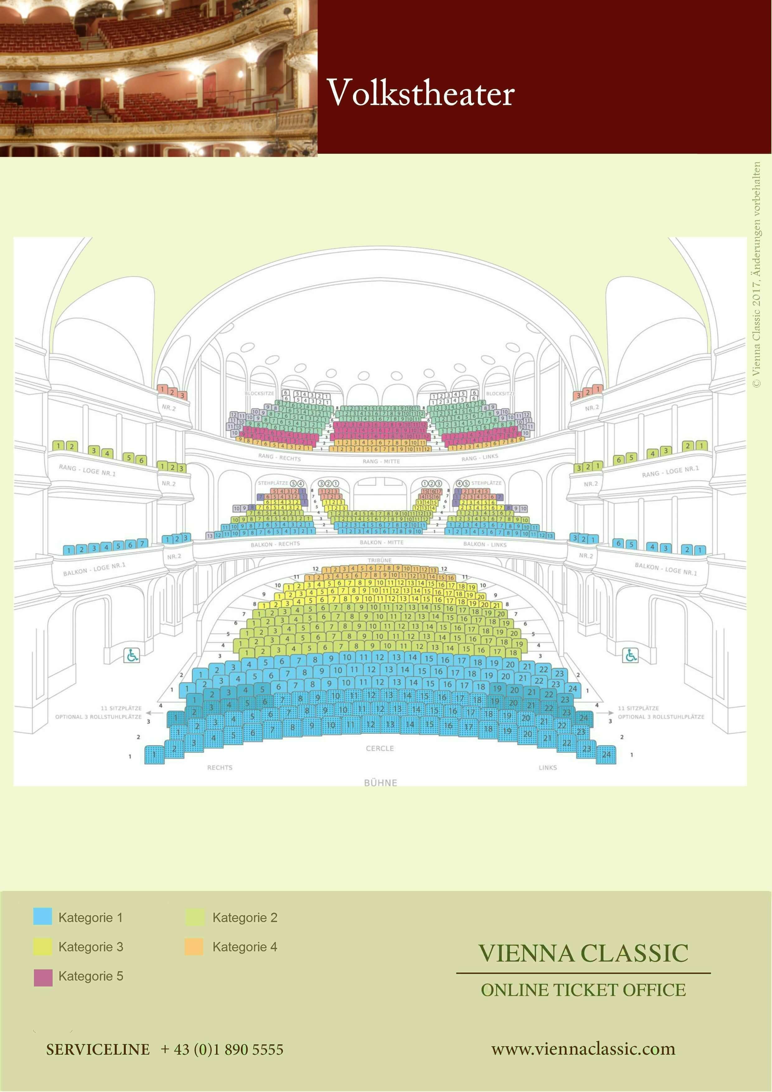 Plan de la salle