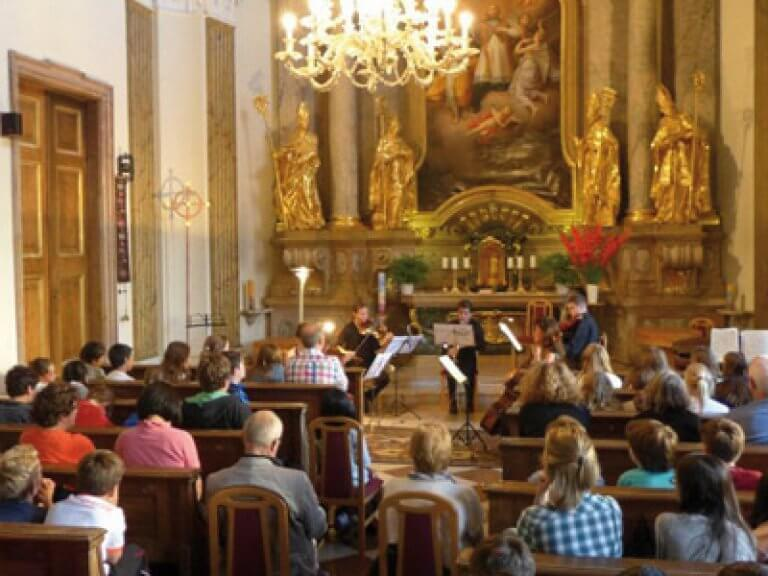 Salzburg Classics Music in Mirabell