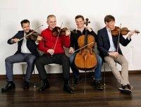 Steude Quartett, Foto: Moritz Schell (Ausschnitt)
