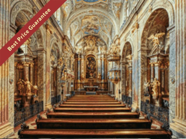Conciertos clásicos   Iglesia de Santa Ana de Viena