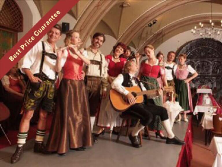Cena Show de Austria