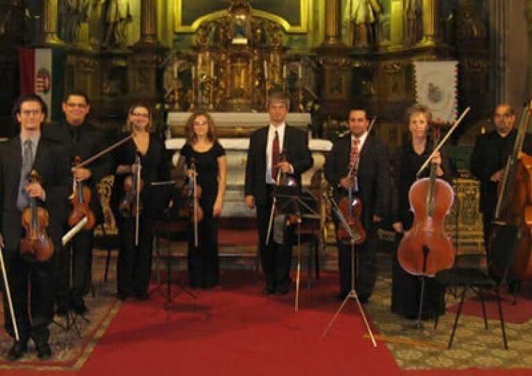 Mozart & Vivaldi: Konzerte in der St. Anna Kirche