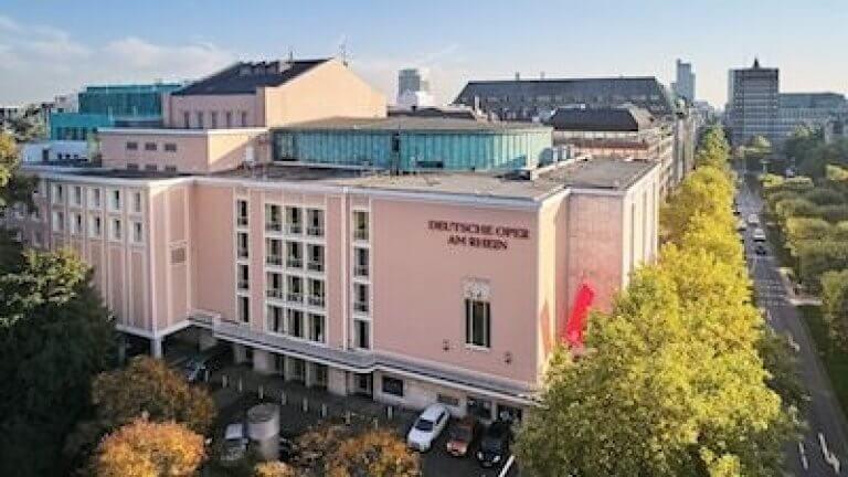Deutsche Oper am Rhein - Düsseldorf / Duisburg