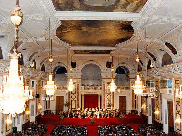Orquesta de Hofburg de Viena