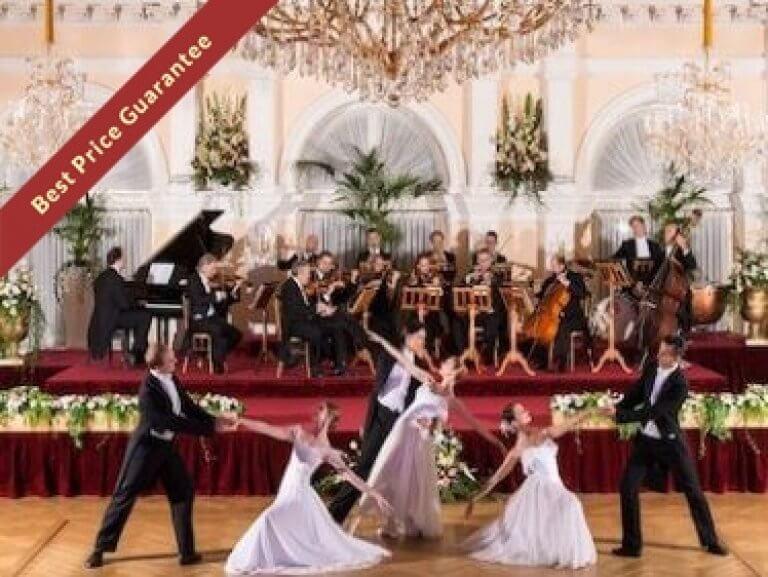 Mozart y Strauss en Kursalon Viena