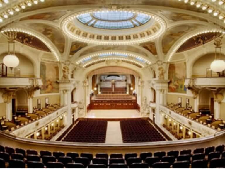Municipal House - Smetana Hall