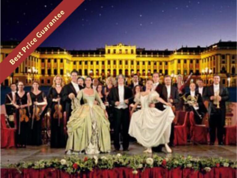 Conciertos palaciegos de Schönbrunn