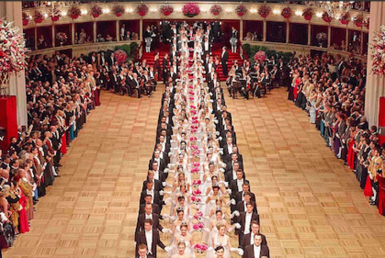 Der Wiener Opernball 2020