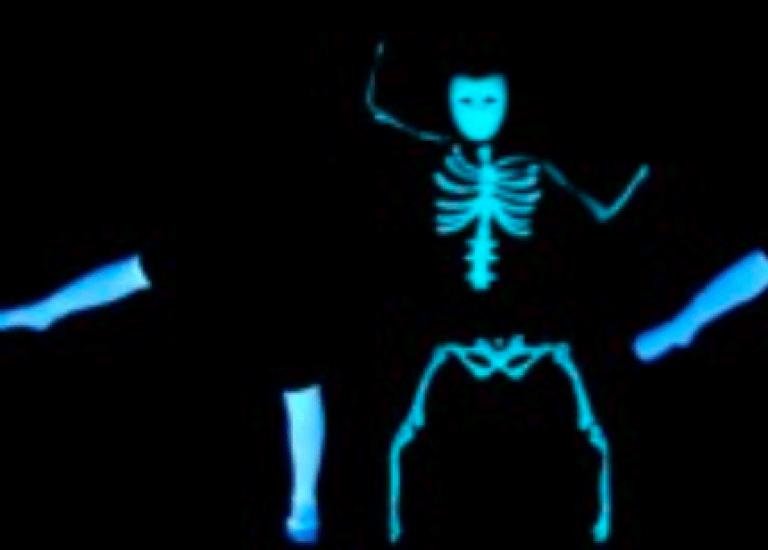 Magisches Phantom (bestes Schwarzlichttheater)