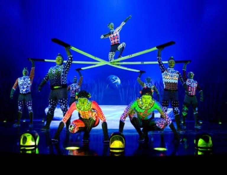 Cirque du Soleil - Totem