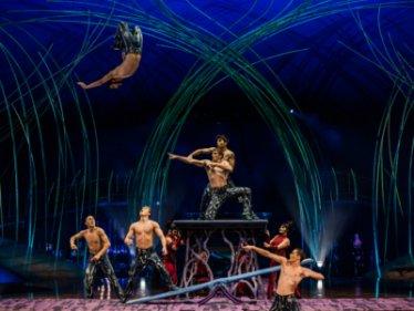 © Cirque du Soleil