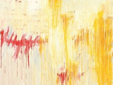 (c) Cy Twombly FOundation 2017 (Ausschnitt)