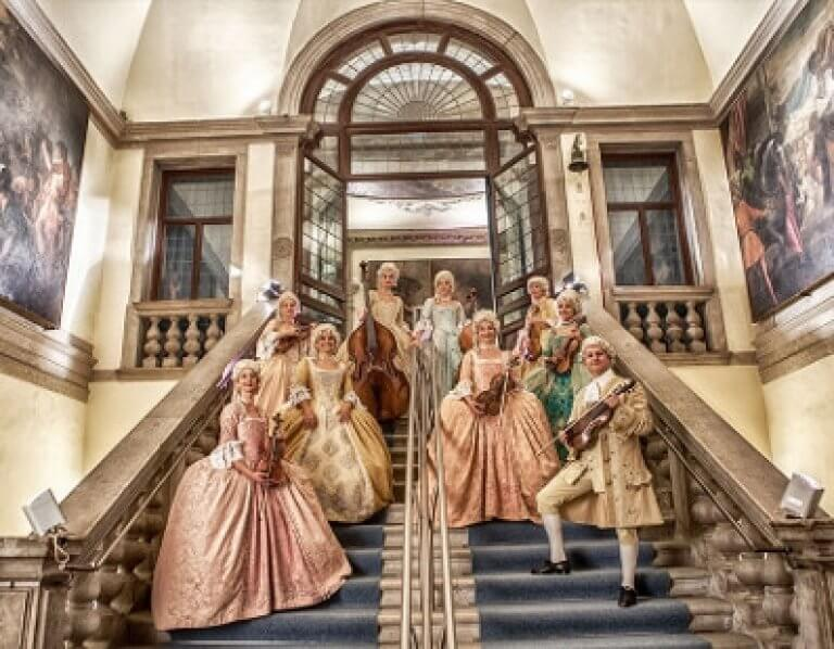I Musici Veneziani: Vivaldis Four Seasons