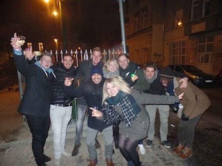 New Year's Eve Pub Crawl