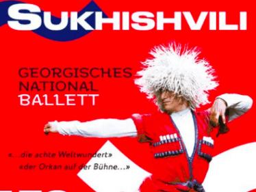 © Sukhishvili - Georgian Nationalballet
