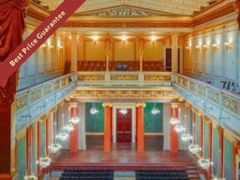 Haydn Quartett im Brahmssaal