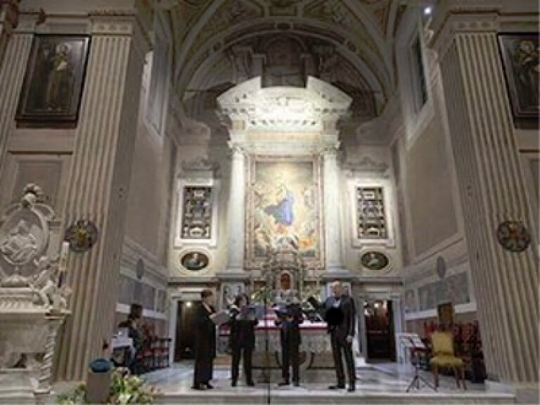 Capuchins Crypt: Sacred Music in the heart of Rome with dinner