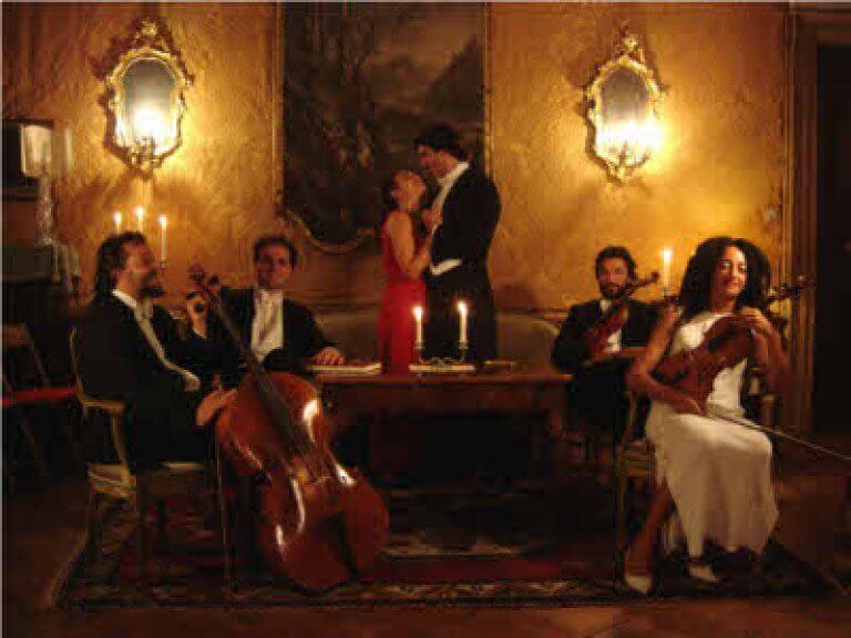 Musica aPalazzo Venedig
