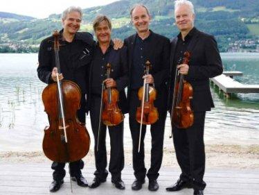 Auryn Quartett © Willi Pleschberger (Ausschnitt)